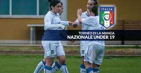 ITALIA FEMMINILE UNDER19!! FASE ELITE EUROPEO!!