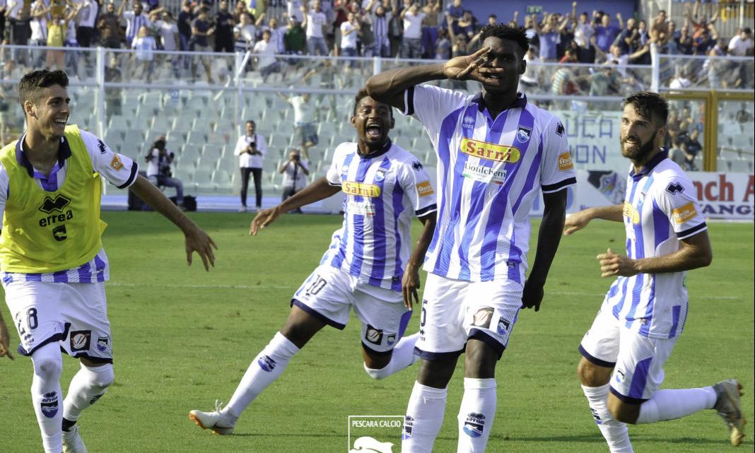 Serie B: Verona e Pescara provano la prima fuga stagionale