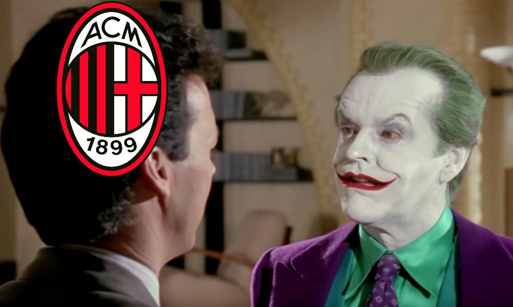 """""""Milan, danzi mai con il diavolo nel pallido plenilunio?"""""""