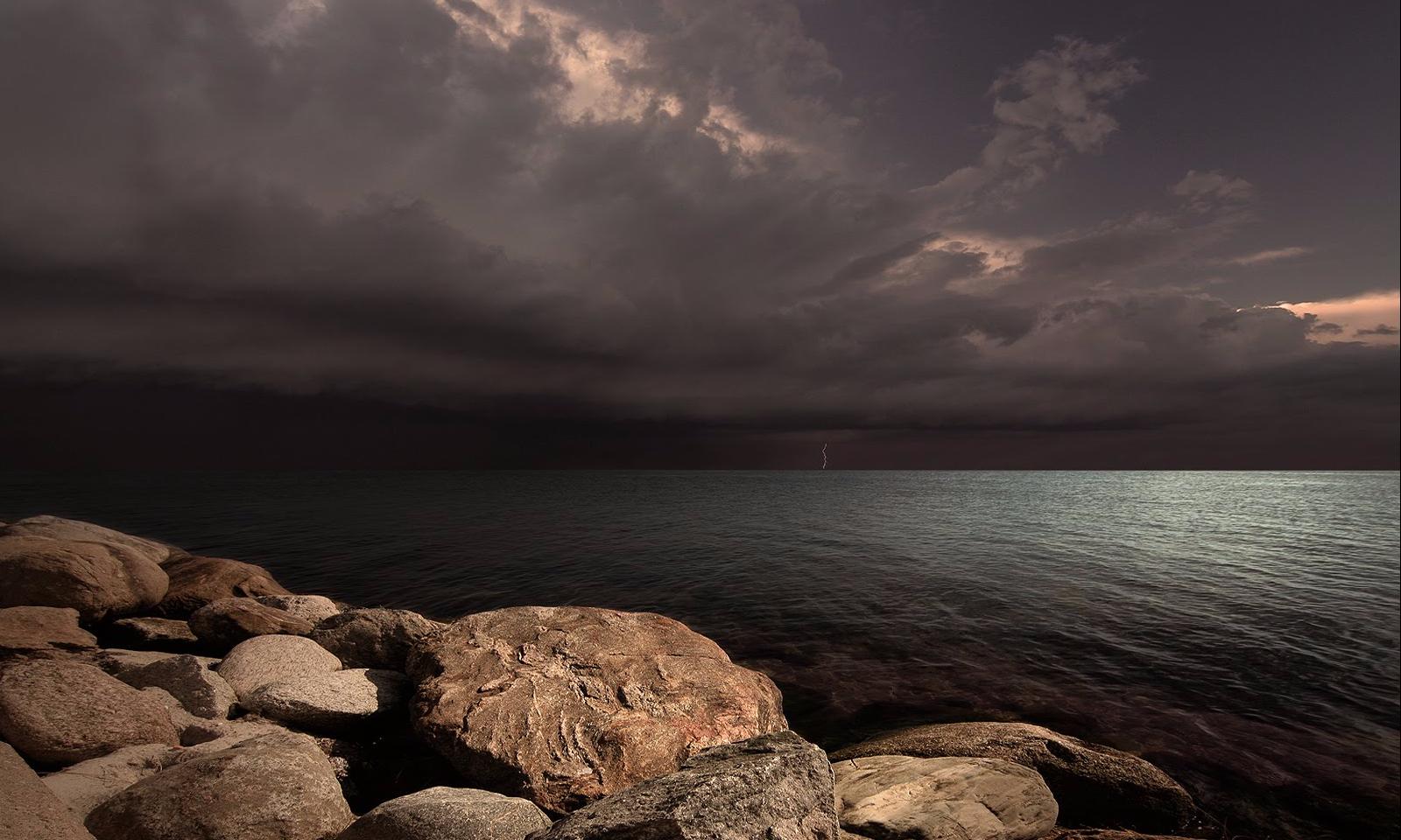 La quiete prima della tempesta