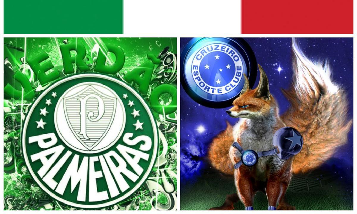 Brasile d'Italia: Palmeiras & Cruzeiro figli del bel paese
