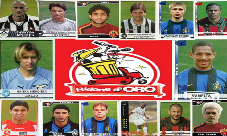 Calcio e Bidoni primi anni 2000: la top 30 dei flop!
