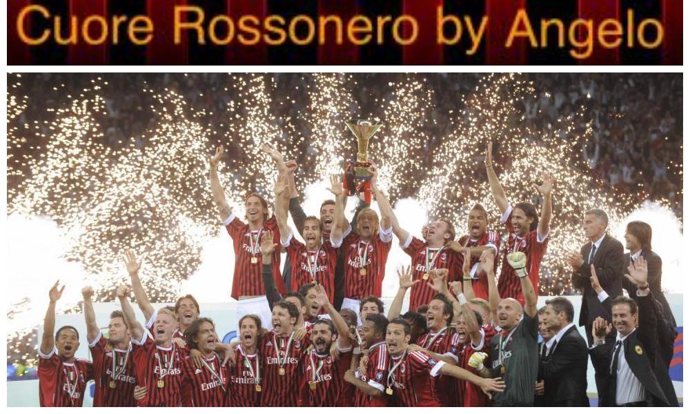 Milan, lo scudetto dei bad boys: il trionfo di Allegri