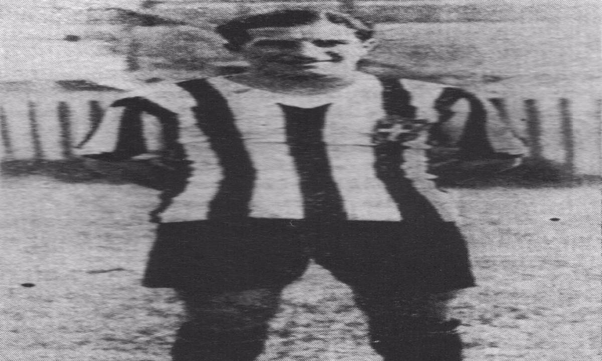 La sparizione di Juan Maglio