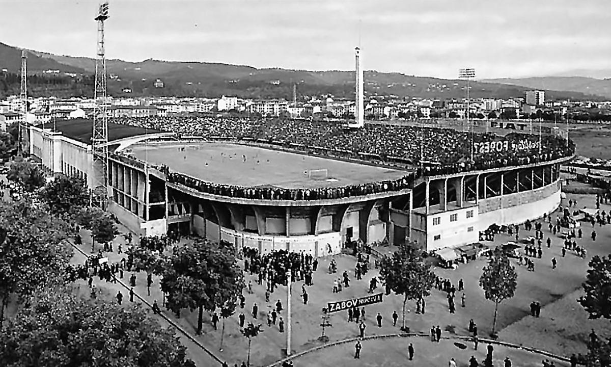 Il Curioso caso di Fiorentina-Pistoiese dell´Ottobre 1954...