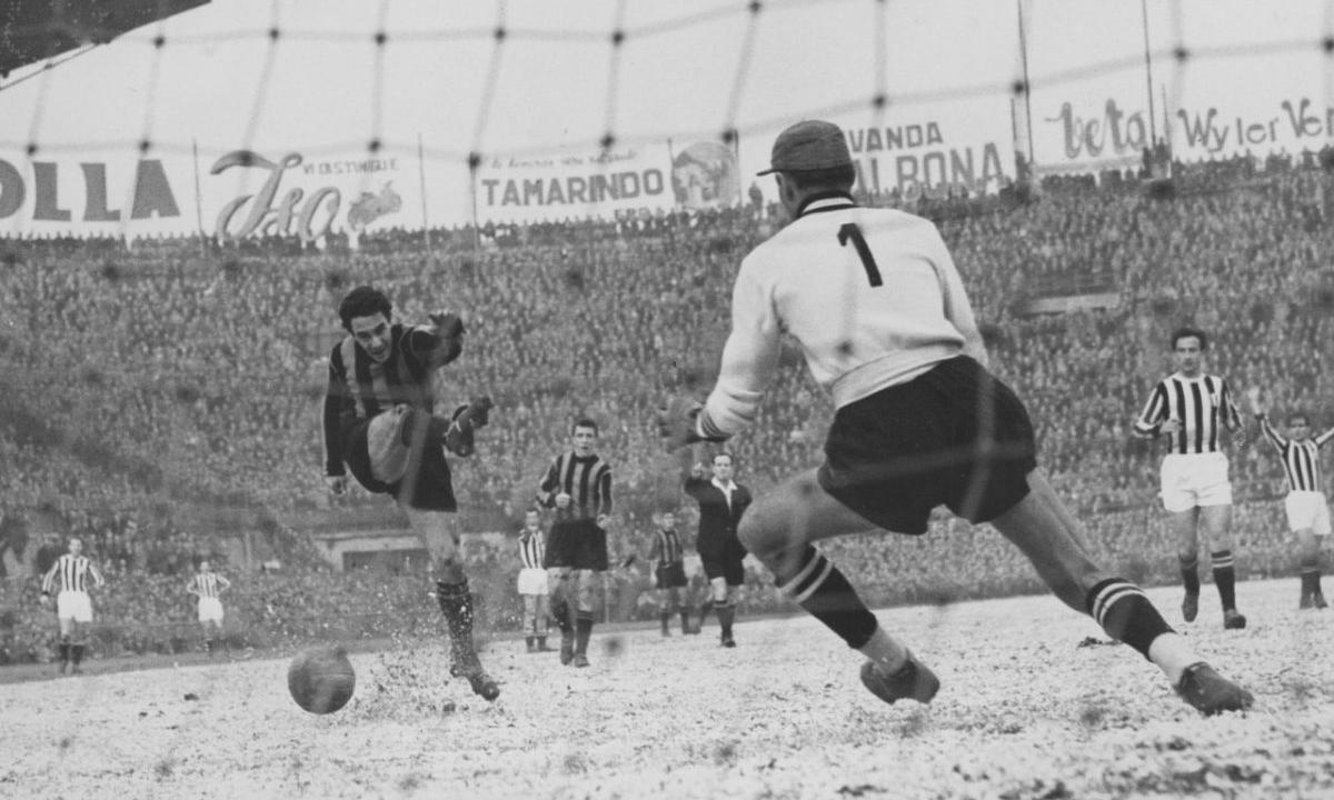 Inter-Juventus: storia di una rivalità leggendaria