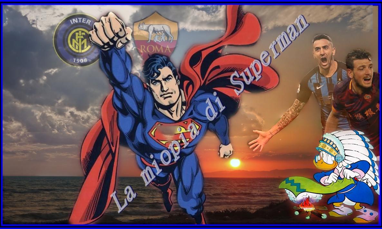 La miopia di Superman