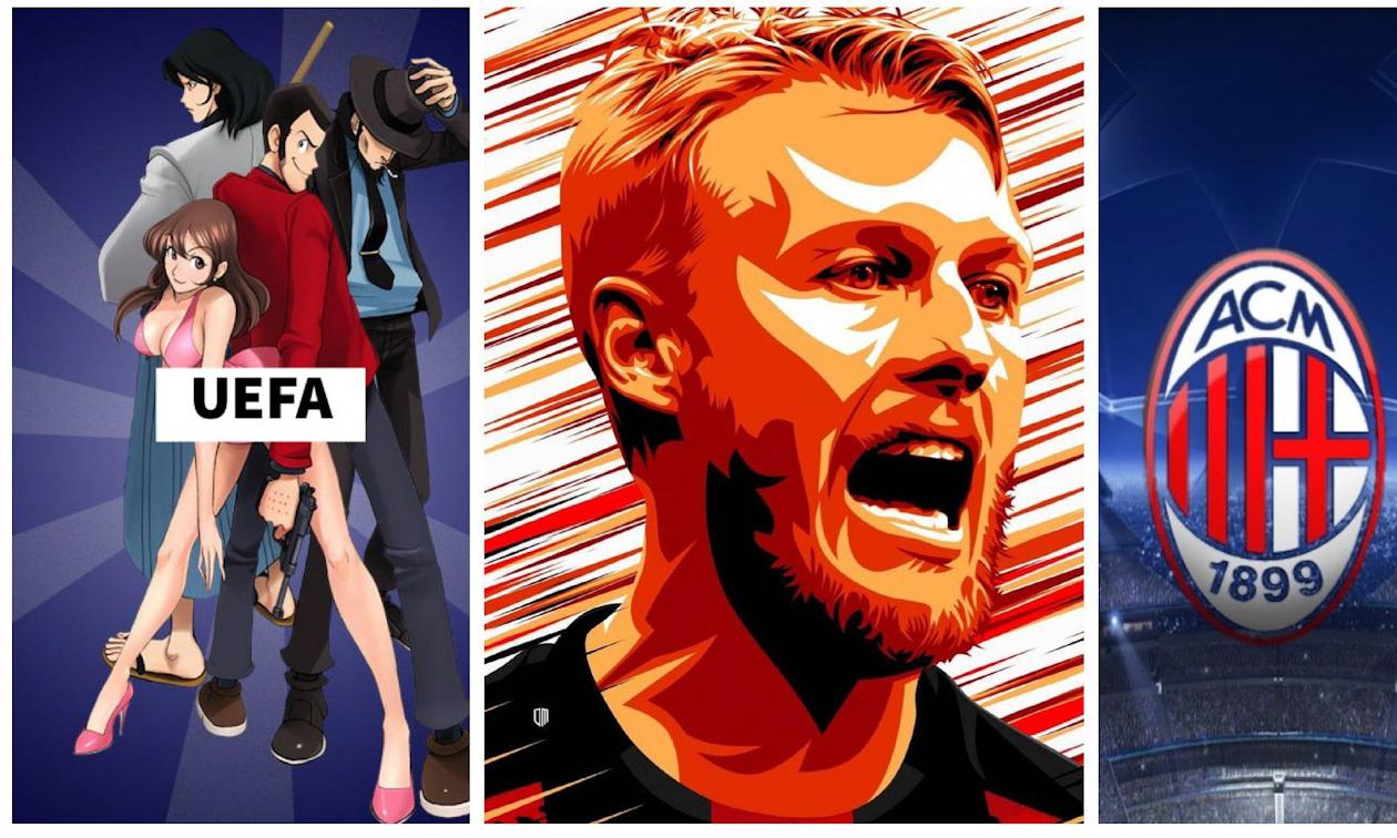 Uefa, storia di un ladro di partite. Milan comunque pessimo