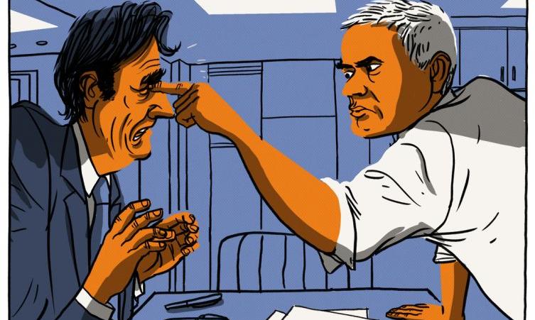 Dal dito di Mourinho all'indipendenza catalana