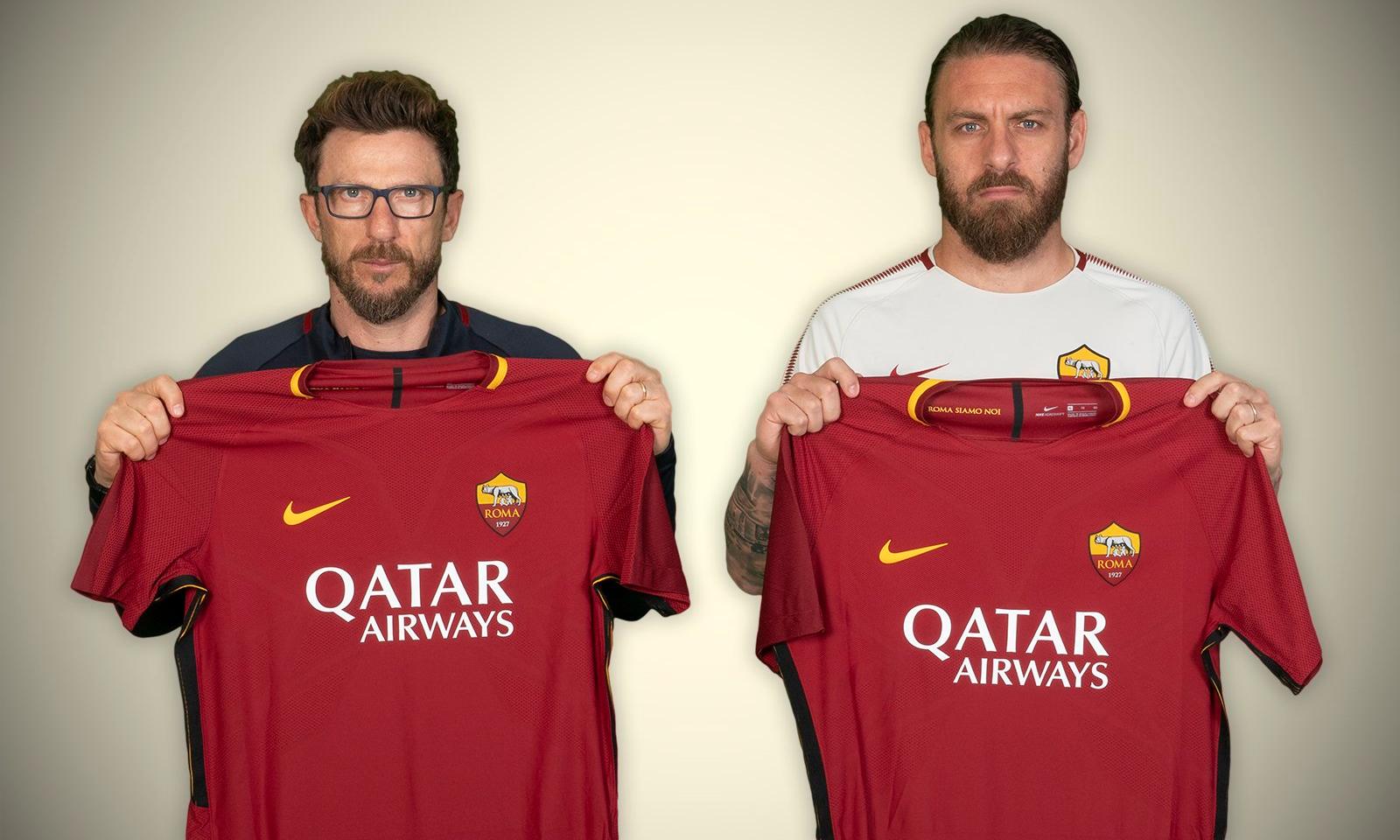 Roma: ecco il nuovo Sponsor