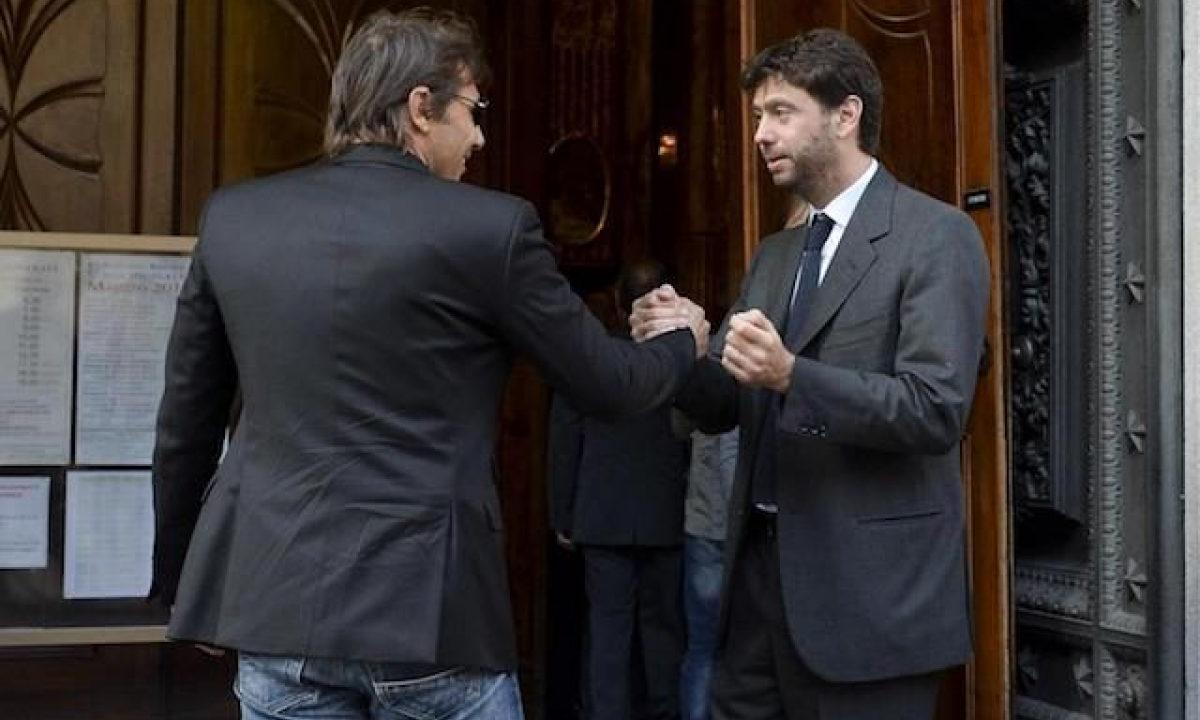 Conte corteggia Agnelli...