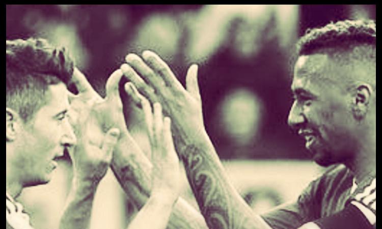 BOMBA mercato: Lewandowski e Boateng alla Juve