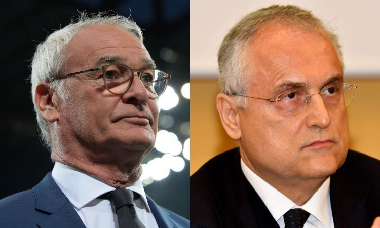 Ranieri e lo scansarsi della Lazio: cosa ha detto realmente?
