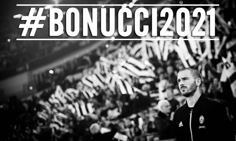 """Bonucci un anno fa: """"Juve, insieme fino al 2021!"""""""