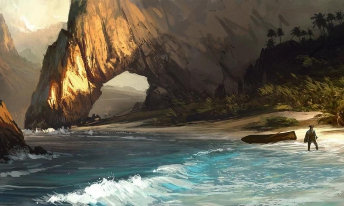 #BarVxL - Il Pirata sotto la sabbia