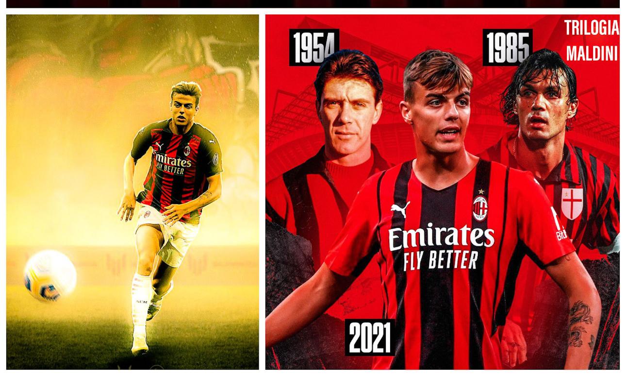 Milan, trilogia Maldini. La dinastia continua