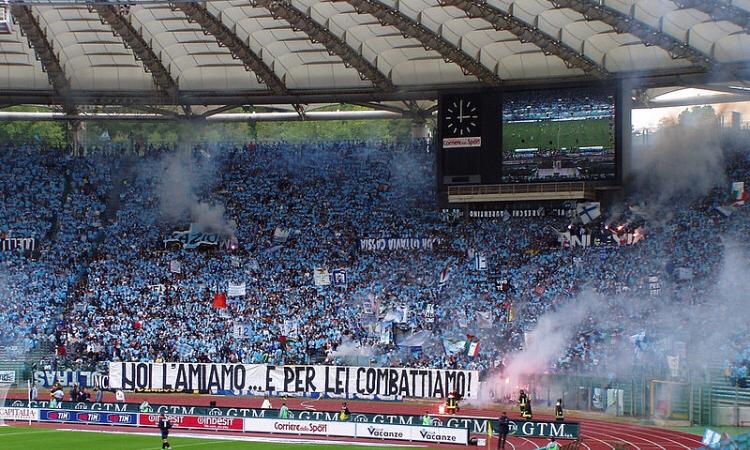 Adesso BASTA, giù le mani dalla Lazio.