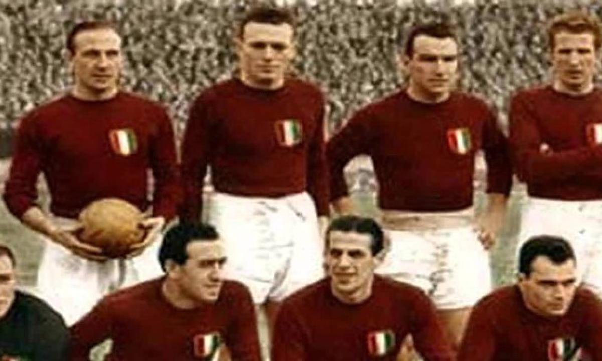 Una squadra leggendaria