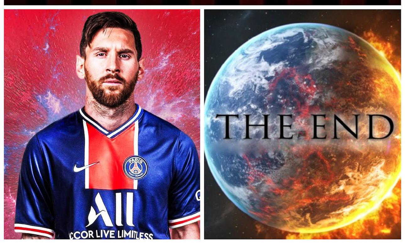 Messi al Psg: la fine di un'era. Salary cap o Superlega ora!