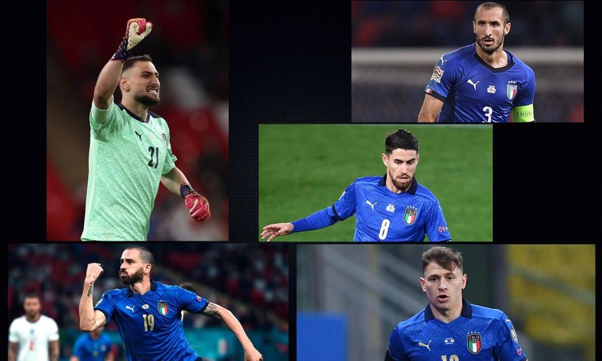 Pallone d'Oro ad un italiano?