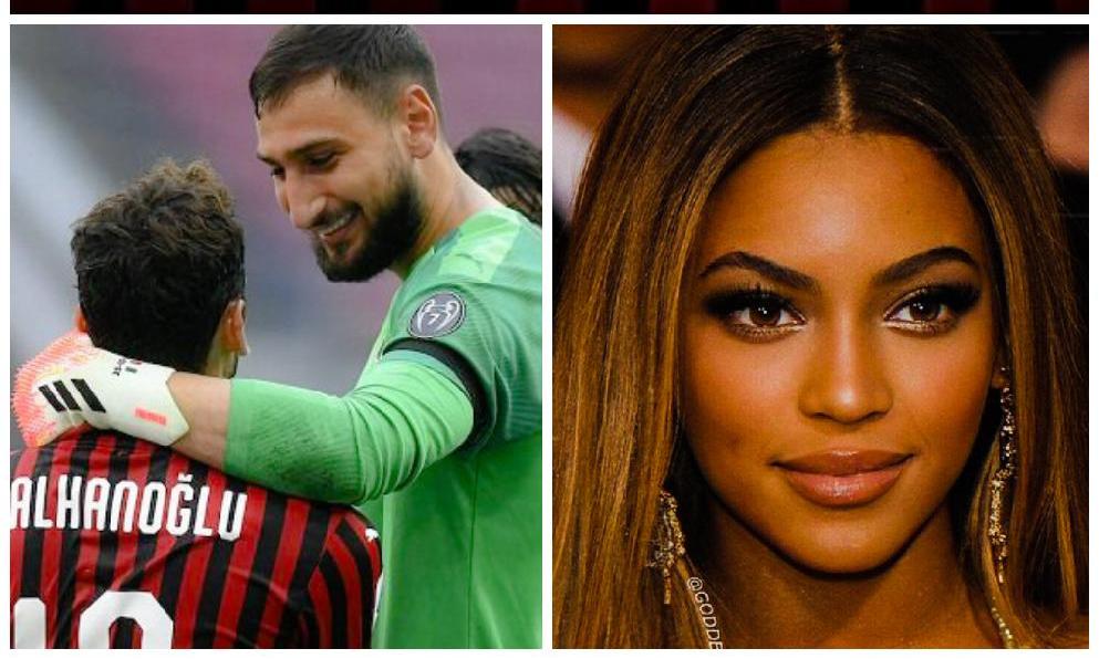 Calha & Gigio: Libertè, Egalité, Beyoncé