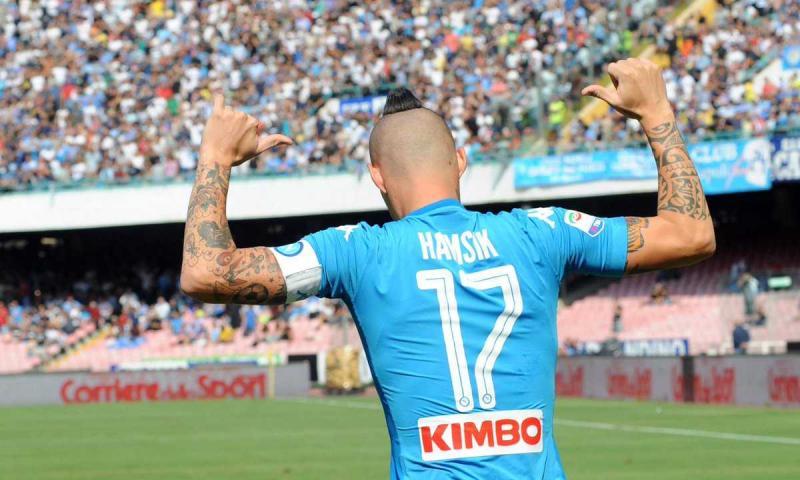 Da Brescia alla storia di Napoli, semplicemente Hamsik