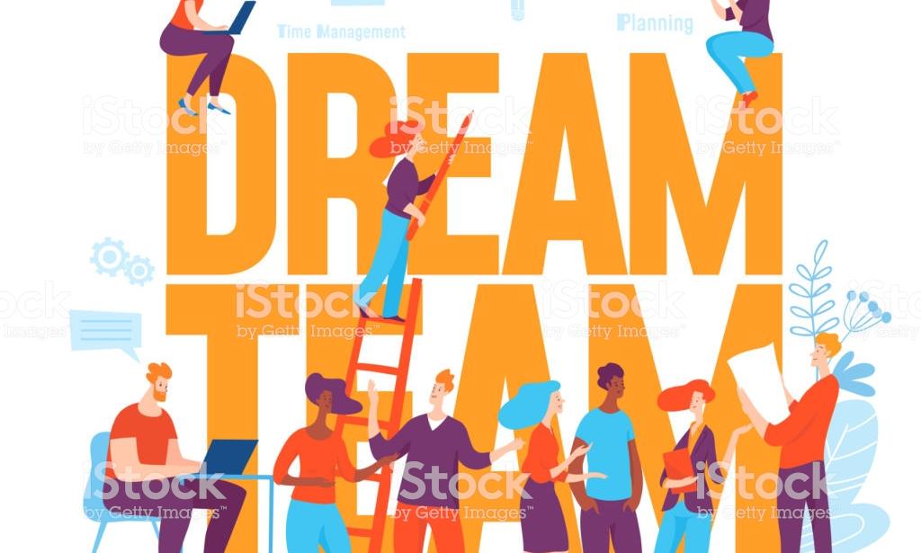 """Ecco il """"DREAM team""""... che tremare il mondo fa"""