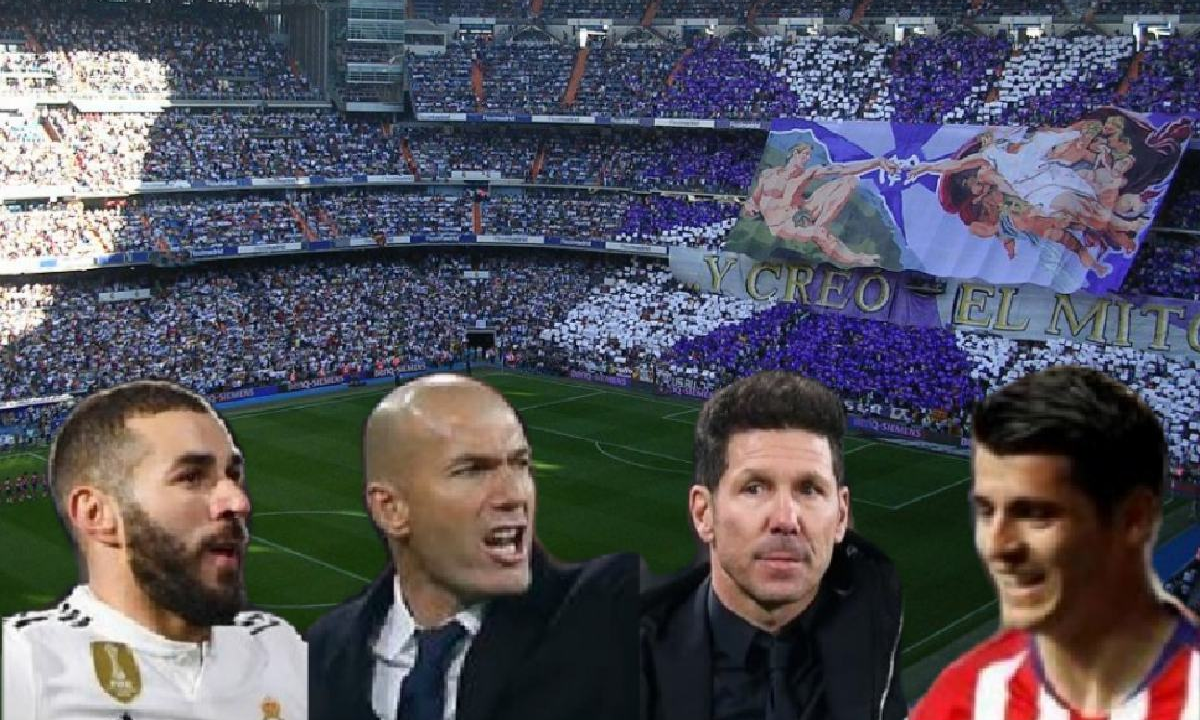Real vs Atletico: derby ad alta quota a Madrid