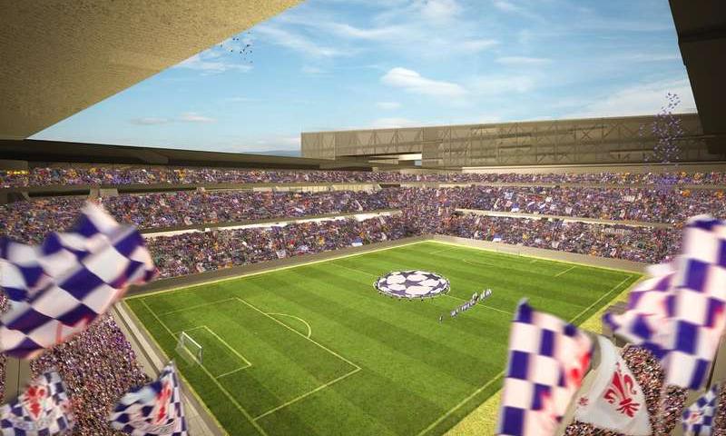 Fiorentina: urge stadio nuovo!