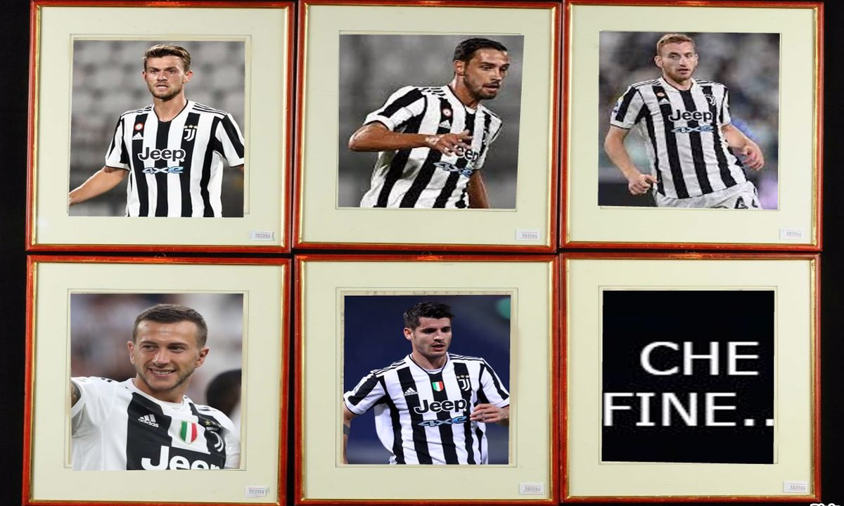 Gli improponibili della Juventus