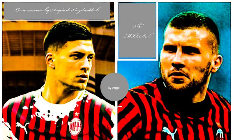 Milan, Jovic&Rebic: di nuovo congiunti?