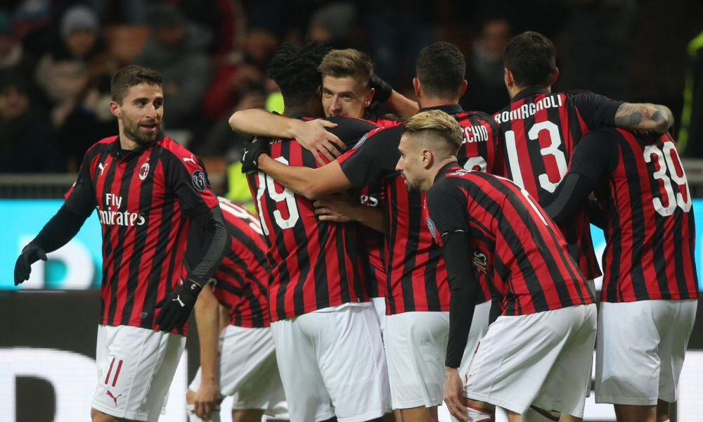 Milan tra le prime quattro: ecco perché