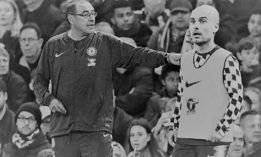 Sarri Re dell'Europa League! Assist per... Guardiola!