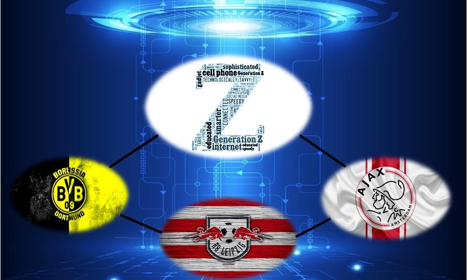 """Il futuro del calcio? I modelli """"Generazione Z""""!!"""