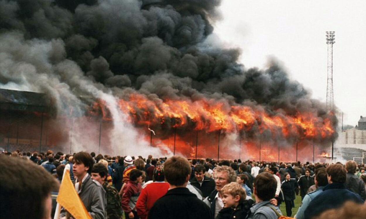 5 Tragedie del Calcio: non si può morire così allo stadio!