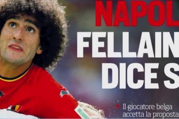 Napoli, perché Fellaini ?