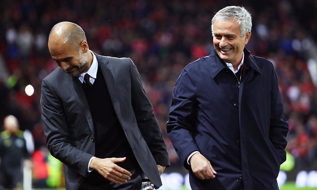 Juve, Mourinho o Guardiola: due indizi fanno una prova