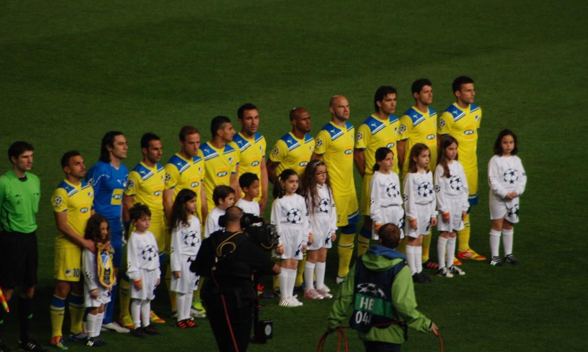 Piccole squadre che fanno miracoli: la favola dell'APOEL