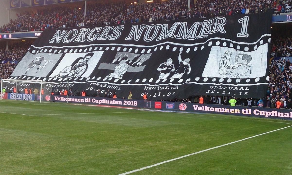 Intervista integrale a Hart, tifoso del Rosenborg