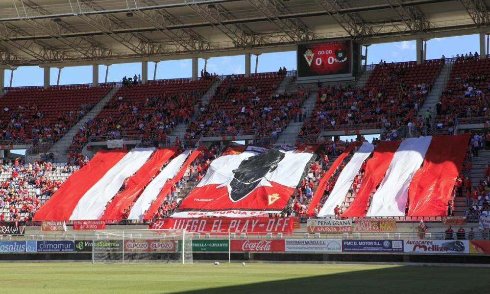 Il Real Murcia rimane nelle mani della sua gente