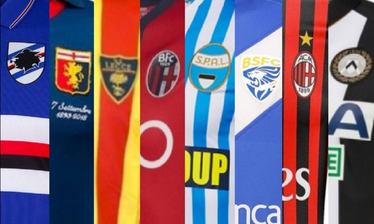 Otto squadre in zona retrocessione: il Milan c'è!