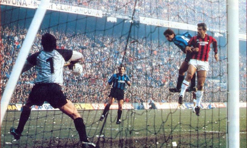 """Ritorno al passato: 1987, il derby della """"Madunina"""""""