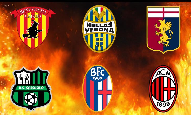 Viaggio nell'inferno della Serie A!