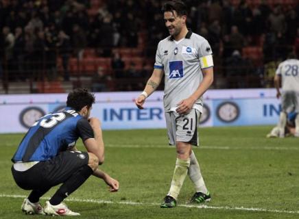 Inter-Atalanta: Gervasoni non leccare il dorso di Ranocchia
