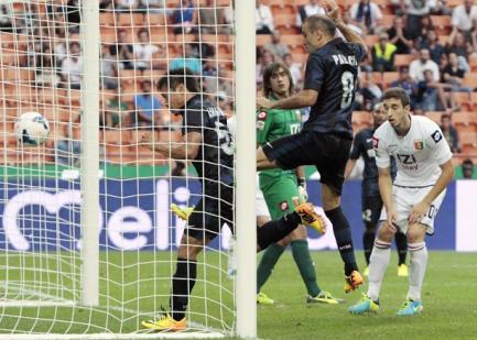 Inter-Genoa: Piatta la prima