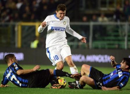 Atalanta-Inter, la solita trasferta del Cassio