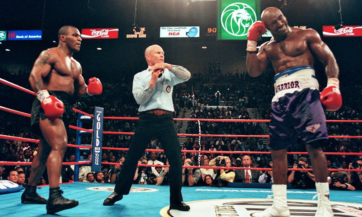 Mike Tyson, una vita presa a pugni!