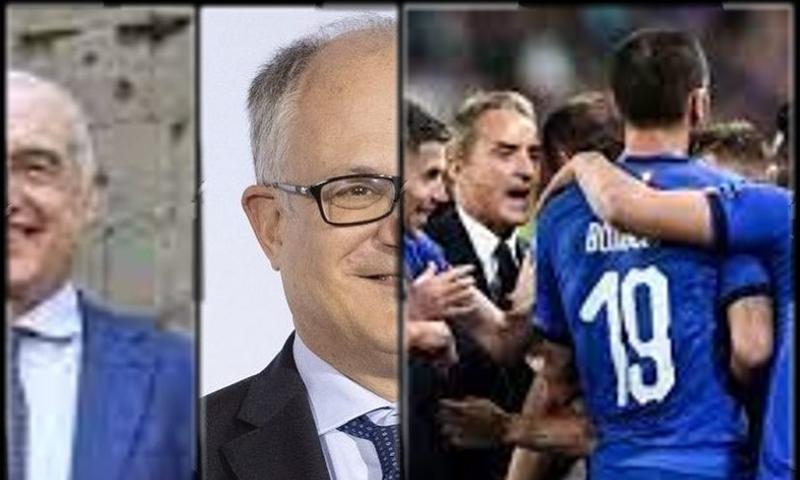 Tra politica e pallone: ballottaggio e Italia-Spagna