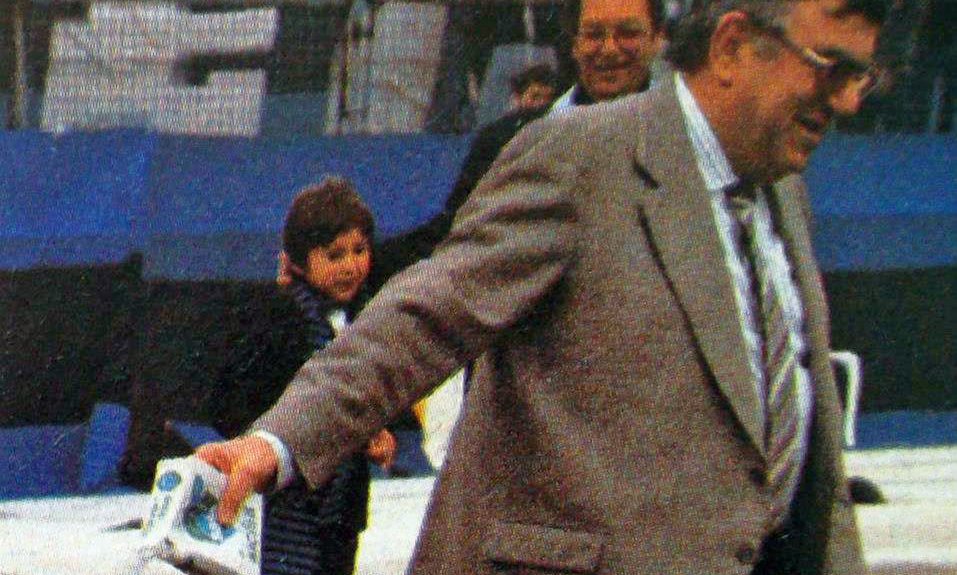 "AMARCORD: ""Il Presidentissimo"" Romeo Anconetani"