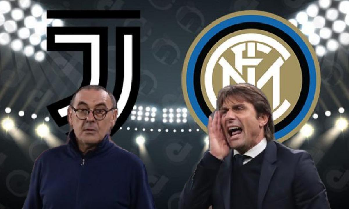 26esima giornata: big match il derby d'Italia. Tutte le gare